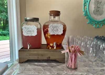 Mint to Be Bridal Shower